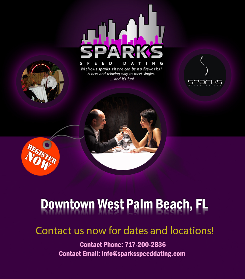Speed dating palm beach county